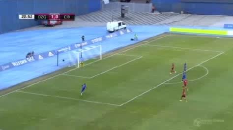 Dinamo Zagreb Cibalia goals and highlights