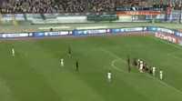 Festus Baise scores in the match Guizhou Zhicheng vs Hebei China Fortune