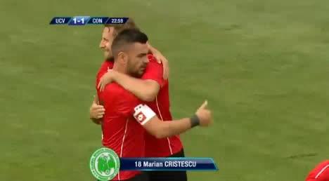 CS U Craiova Concordia goals and highlights