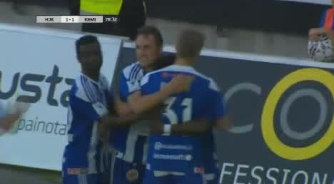 HJK Helsinki Kemi goals and highlights