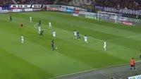 Marcos Tavares scores in the match Maribor vs Hafnarfjordur
