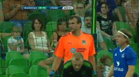 Krasnodar FK Lyngby goals and highlights