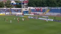 Andrei George Miron scores in the match FC Botosani vs Sepsi