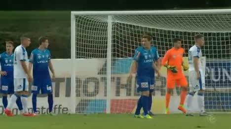 W. Neustadt Blau-Weiss Linz goals and highlights