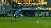 Milan Jurdik scores in the match FC Liefering vs Wattens