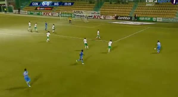Concordia Poli Iasi goals and highlights