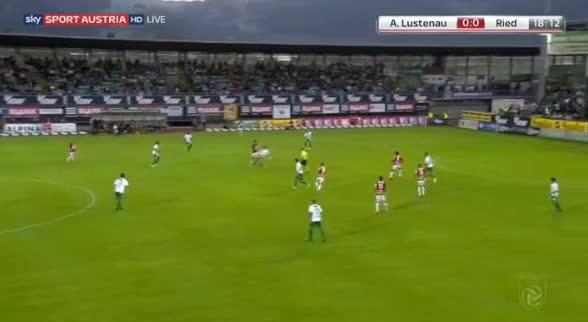 A. Lustenau Ried goals and highlights