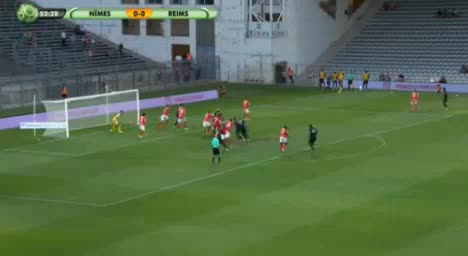 Nimes Reims goals and highlights