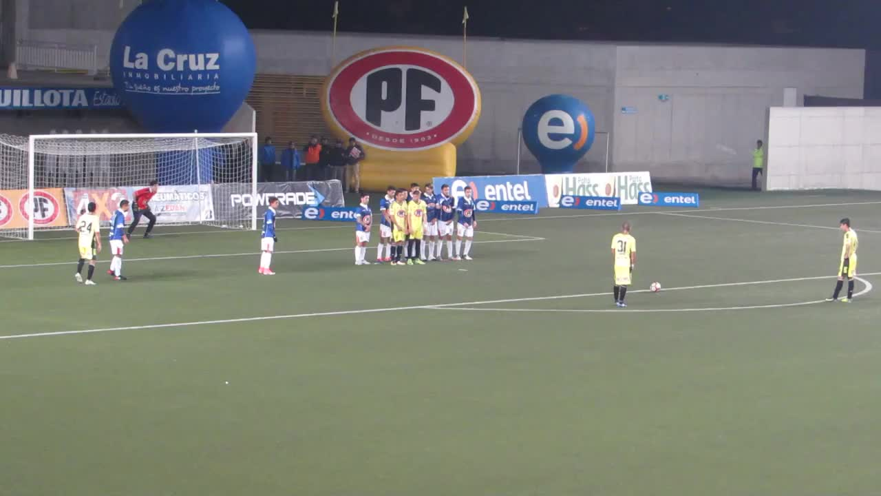 San Luis Huachipato goals and highlights