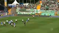 Aytac Sulu scores in the match Darmstadt vs Greuther Furth