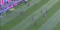 Everton Felipe scores in the match Bahia vs Sport Recife