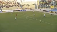 Henry Vaca Urquiza scores in the match The Strongest vs San Jose