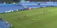 Mesaque Dju scores in the match Czech Republic U19 vs Portugal U19