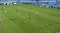 Martin Graiciar scores in the match Czech Republic U19 vs Portugal U19