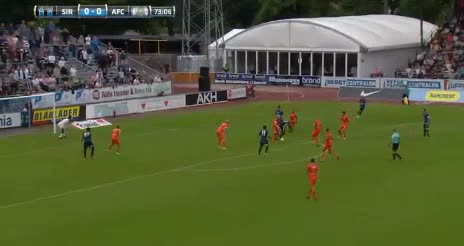 Sirius AFC Eskilstuna goals and highlights