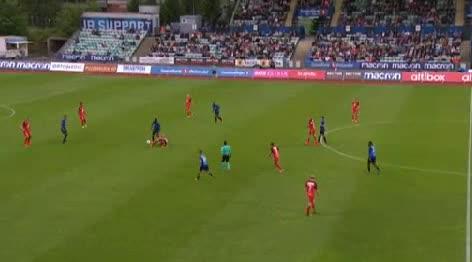 Stabaek Brann goals and highlights