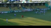 Marian Cristescu scores in the match Concordia vs Juventus Bucuresti