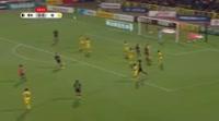 Junya Ito scores in the match Shimizu vs Kashiwa