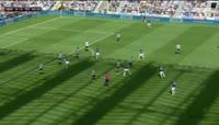 Dele Alli scores in the match Newcastle Utd vs Tottenham