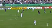 Niclas Fullkrug scores in the match Bonner vs Hannover