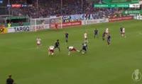 Video from the match VfL Osnabruck vs Hamburger