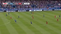 Ignacio Piatti scores in the match Montreal Impact vs Chicago Fire
