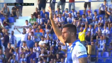 Leganes Alaves goals and highlights