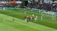 Swansea City 0-4 Manchester United - Golo de E. Bailly (45min)