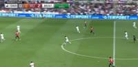Swansea City 0-4 Manchester United - Golo de P. Pogba (82min)