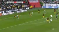 Wolfsburg 0-3 Borussia Dortmund - Golo de C. Pulisic (22min)
