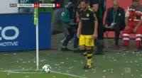 Wolfsburg 0-3 Borussia Dortmund - Golo de Bartra (27min)
