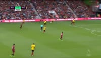 AFC Bournemouth 0-2 Watford - Golo de Richarlison (73min)