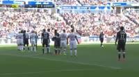 Olympique Lyonnais 3-3 Bordeaux - Golo de Malcom (41min)