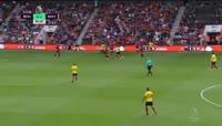 AFC Bournemouth 0-2 Watford - Golo de E. Capoue (86min)