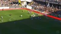 Vitória Guimarães 0-5 Sporting CP - Golo de B. Dost (21min)