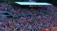 Girona 2-2 Atlético Madrid - Golo de C. Stuani (22min)