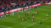 Benfica vs Belenenses - Goal by E. Salvio (28')