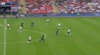 Tottenham Hotspur 1-2 Chelsea - Golo de Marcos Alonso (88min)
