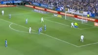 Deportivo La Coruña 0-3 Real Madrid - Golo de G. Bale (20min)