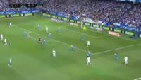 Deportivo La Coruña 0-3 Real Madrid - Golo de Casemiro (27min)