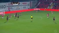 Desportivo Aves 0-2 Sporting Braga - Golo de Ricardo Esgaio (90+4min)