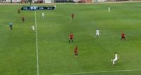 Paul Batin scores in the match FC Botosani vs Concordia