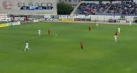 Laurentiu Bus scores in the match FC Botosani vs Concordia