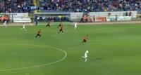 Mihai Roman scores in the match FC Botosani vs Concordia
