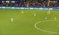 Astana 4-3 Celtic - Golo de S. Sinclair (33min)