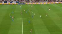Nice 0-2 Napoli - Golo de José Callejón (48min)