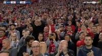 Liverpool 4-2 Hoffenheim - Golo de Mohamed Salah (18min)