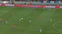 FCSB 1-5 Sporting CP - Golo de Junior Maranhão (20min)