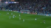 Jack Cork scores in the match Blackburn vs Burnley
