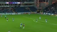 Robbie Brady scores in the match Blackburn vs Burnley